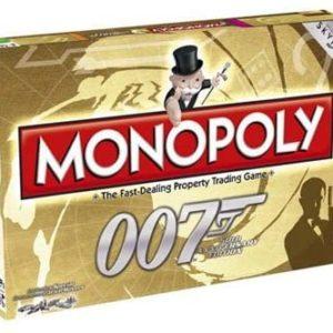 Monopoly - AGENTE 007 (Versión Inglés)