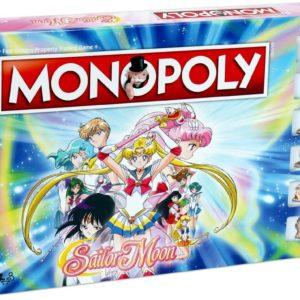 Monopoly - SAILOR MOON (Versión Inglés)