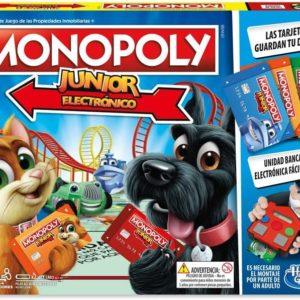 Monopoly Junior - ELECTRÓNICO