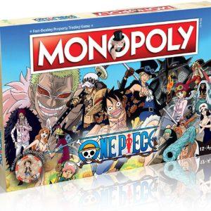 Monopoly - ONE PIECE (Versión Inglés)