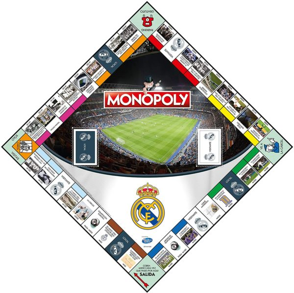Monopoly Real Madrid CF