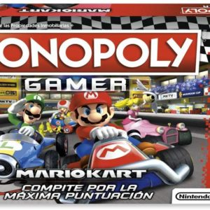 Monopoly- Gamer Mario Kart