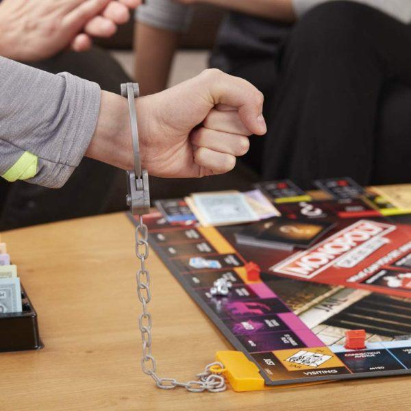 Monopoly - Tramposo (Versión Española) (Hasbro E1871105)