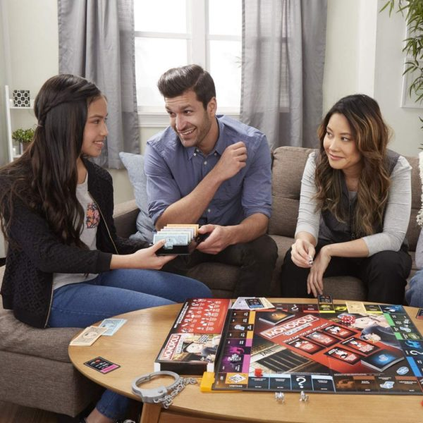 Monopoly- Tramposo