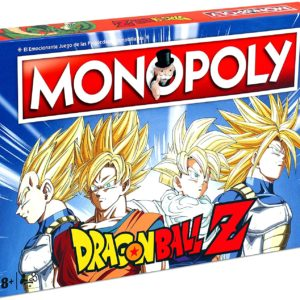 Monopoly - DRAGON BALL Z