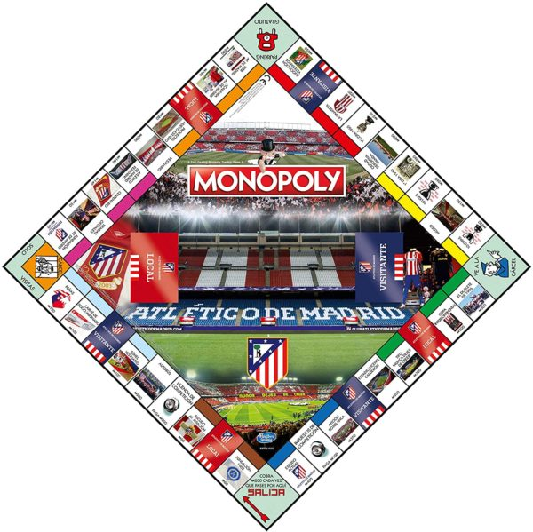 Monopoly Atletico Madrid