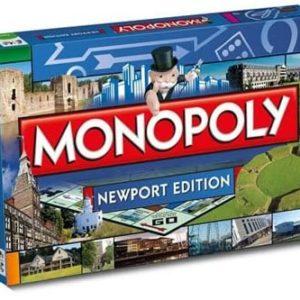 Monopoly - NEWPORT