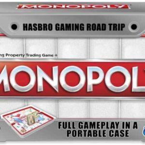 Monopoly E5340802 Gaming Road Trip