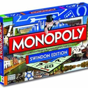 Monopoly - SWINDON