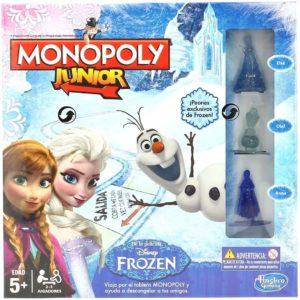 Monopoly Junior - FROZEN