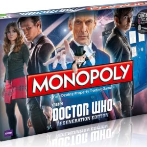 Monopoly - DOCTOR WHO REGENERATION
