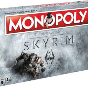Skyrim Monopoly Juego de Tablero