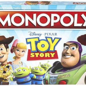 Monopoly - TOY STORY