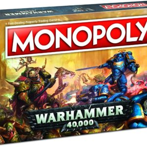 Monopoly - WARHAMMER 40000