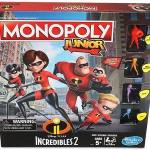 Monopoly Junior - LOS INCREIBLES