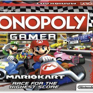 Pasa el ratón por encima de la imagen para ampliarla MONOPOLY E1870102 Gamer Mario Kart