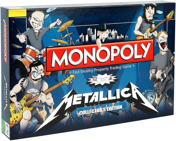 Monopoly - METALLICA (Versión Inglés)