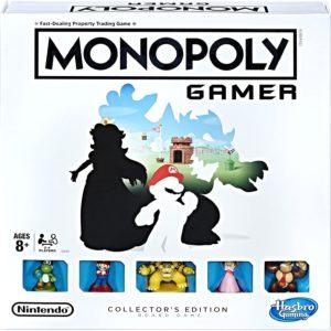 Monopoly Gamer edición de coleccionista
