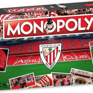 Pasa el ratón por encima de la imagen para ampliarla Athletic Club Bilbao Monopoly Athlétic Club
