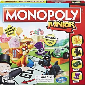 Monopoly Junior - MY FIRST MONOPOLY