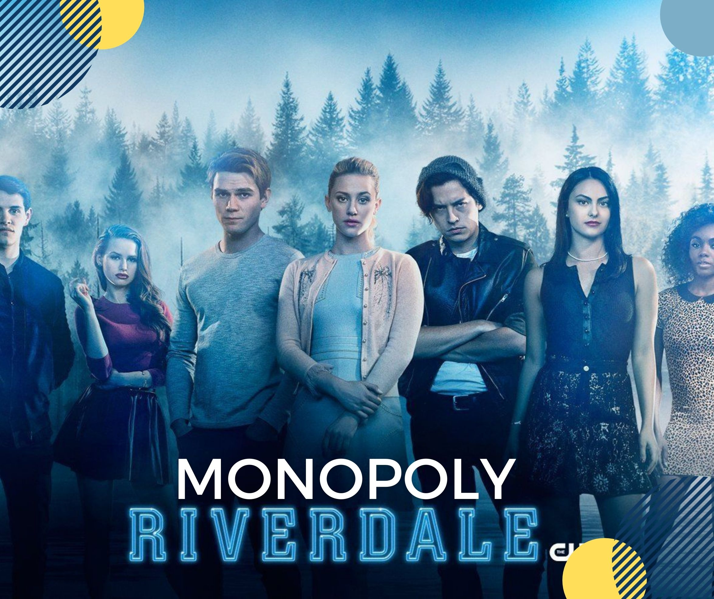 Comprar Monopoly Riverdale en Español